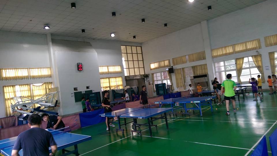 龍津國小龍井桌球委員會