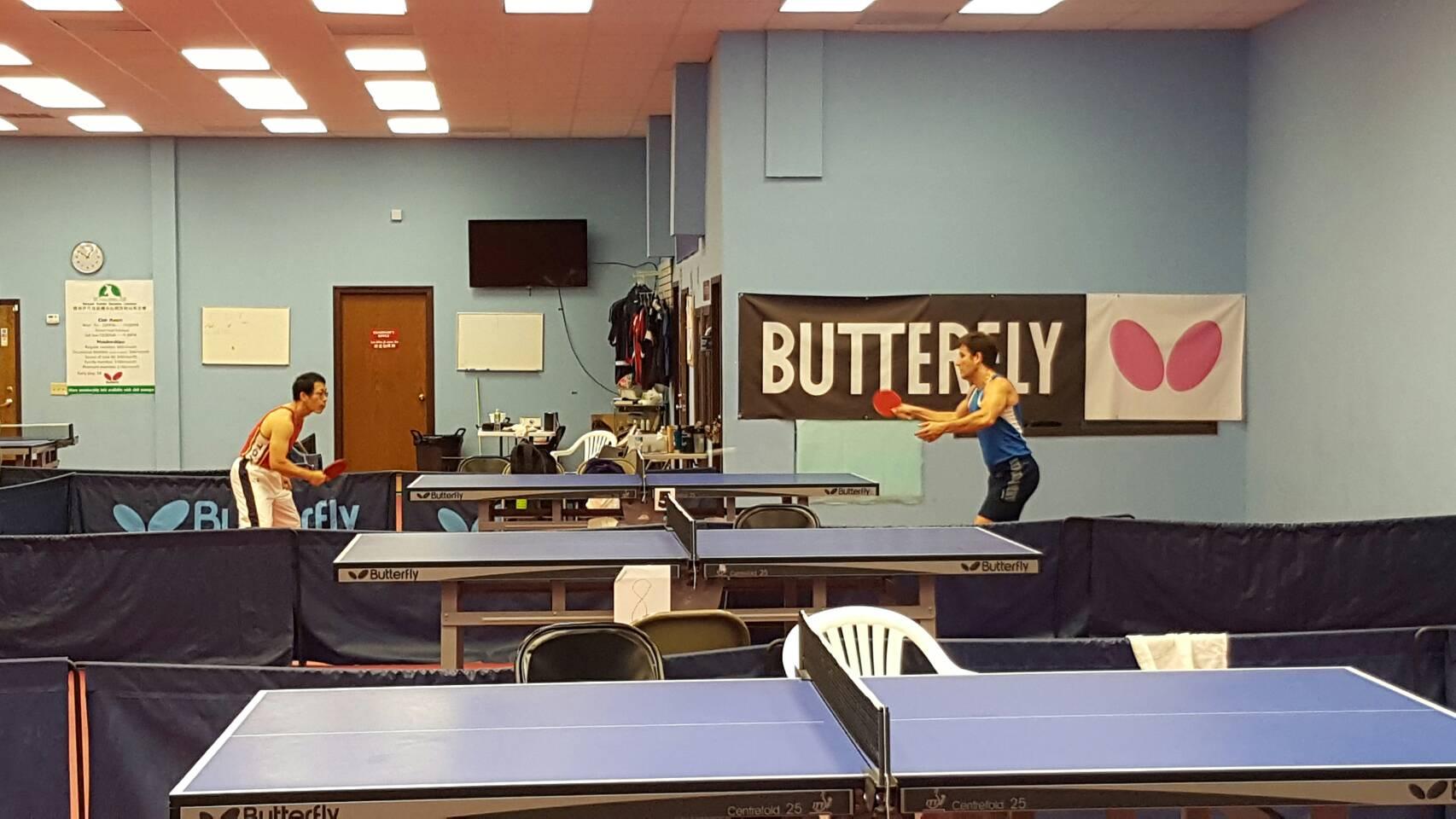 德州乒乓訓練中心