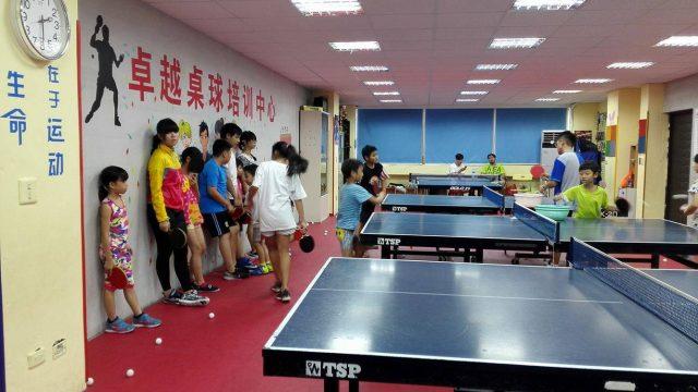 花蓮卓越桌球培訓中心-歇業中