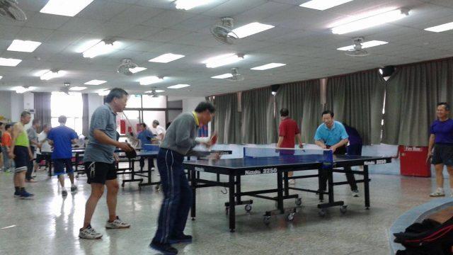 長安桌球聯誼會