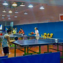 廣州白玉蘭乒乓球俱樂部