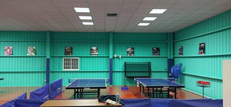 台中大智桌球館