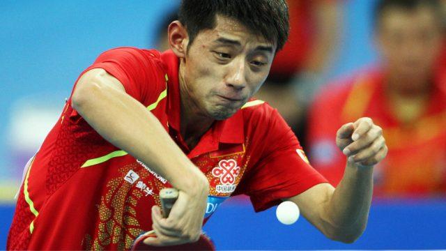 劉國樑對張繼科世界杯男團決賽表現非常不滿
