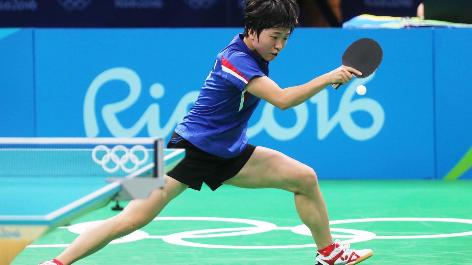 北韓金頌伊,一個能讓里約奧運金牌摔倒在地的神秘選手